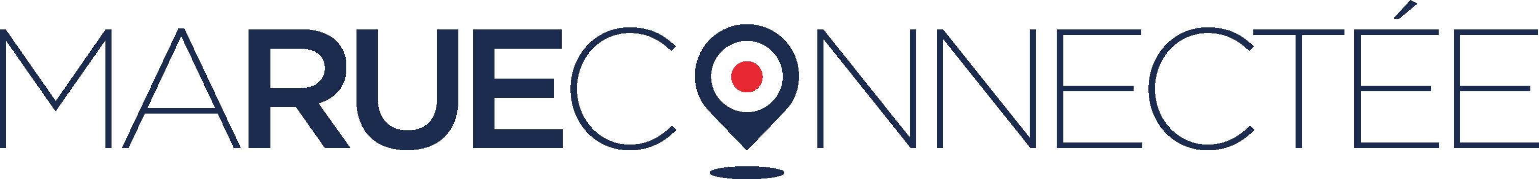 MA RUE CONNECTÉE logo