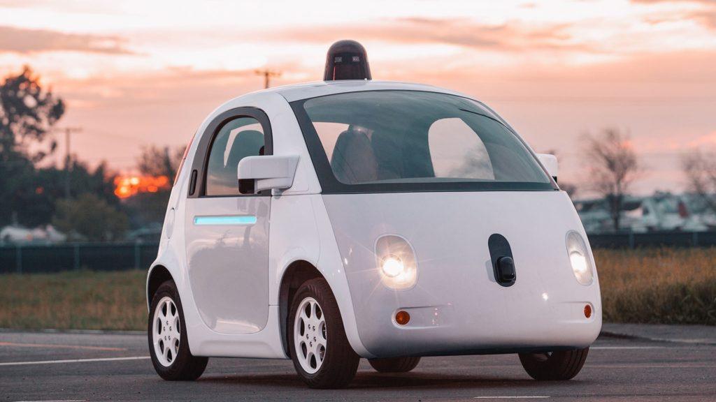 MA RUE CONNECTÉE- Google Car, la voiture sans conducteur